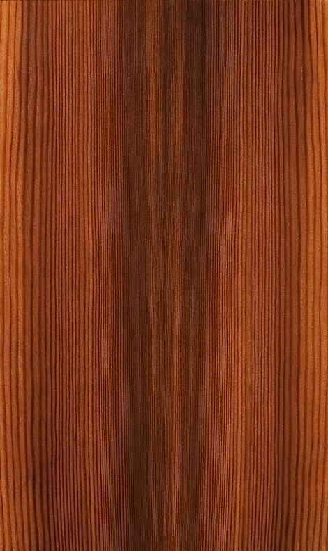 Larch Quarter Fumed Plain Crown Veneer Corporation